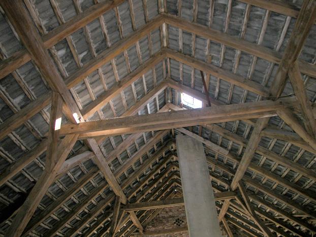 Mosterei linumer landhof - Dachstuhl ausbauen ...